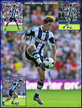 Billy JONES - West Bromwich Albion FC - Premiership Appearances 2011/12-