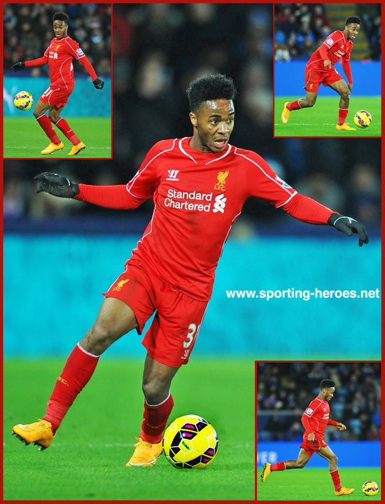 liverpool fc sterling - photo #8