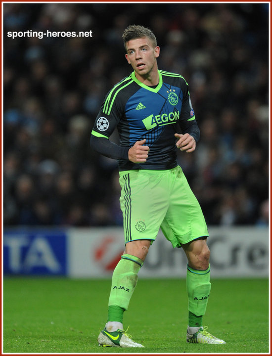 Toby ALDERWEIRELD Champions League 2012 13 Ajax
