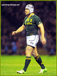 Schalk BRITS - South Africa - South Africa International rugby union caps.