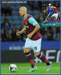 James COLLINS - West Ham United FC - Premiership Appearances