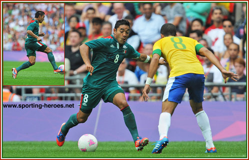 Marco FABIAN - Mexico - Olympic Games Final - gold medal.