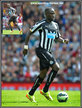 Moussa SISSOKO - Newcastle United FC - Premiership appearances 2012/13-
