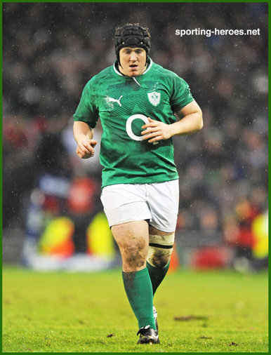 Declan FITZPATRICK - Ireland (Rugby) - International Rugby Union Caps for Ireland.