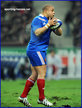 Luc DUCALCON - France - International rugby matches for France.