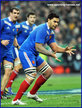 Jerome TAOFIFENUA - France - International rugby matches for France.