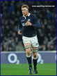 Rob HARLEY - Scotland - Scottish International Rugby  Caps.