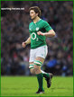 Iain HENDERSON - Ireland (Rugby players N & S) - Irish International Caps.