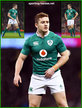 Paddy JACKSON - Ireland (Rugby) - International Rugby Union Caps.