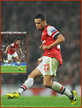 Francis COQUELIN - Arsenal FC - Champions League 2012-13.