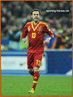 Juan MATA - Spain - 2014 World Cup Qualifying Matches.  FIFA Copa del Mundo.