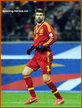 Gerard PIQUE - Spain - 2014 World Cup Qualifying Matches.  FIFA Copa del Mundo.