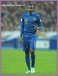 Blaise MATUIDI - France - 2014 World Cup Qualifying Matches.  FIFA Copa del Mundo.