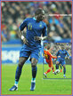 Moussa SISSOKO - France - 2014 World Cup Qualifying Matches.  FIFA Copa del Mundo.