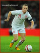 Tom CLEVERLEY - England - 2014 World Cup Qualifying Matches.