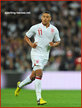 Alex OXLADE-CHAMBERLAIN - England - 2014 World Cup Qualifying Matches.