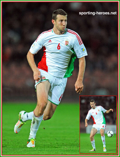 Akos ELEK - Hungary - FIFA 2014 World Cup qualifying matches.