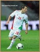 Tamas HAJNAL - Hungary - FIFA 2014 World Cup qualifying matches.
