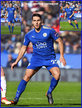 Matthew JAMES - Leicester City FC - League Appearances