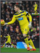 Rob ELLIOT - Newcastle United FC - Premiership Appearances 2011/12-