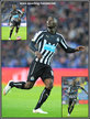 Massadio HAIDARA - Newcastle United FC - Premiership appearances 2012/13 (on loan)
