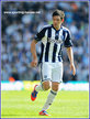 Goran POPOV - West Bromwich Albion FC - Premiership appearances 2012/13 (on loan)