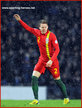 Chris GUNTER - Wales - 2014 World Cup Qualifying matches for Wales.