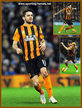 Robert BRADY - Hull City FC - League Appearances 2011/12 (on loan), 2012/13-