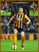 James CHESTER - Hull City FC - League Appearances 2010/11-