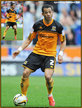 Liam ROSENIOR - Hull City FC - League Appearances 2010/11-