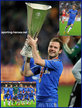 Juan MATA - Chelsea FC - 2013 Europa League Final: winner.