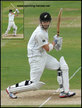 Kane WILLIAMSON - New Zealand - Test Record 2010 to 2013
