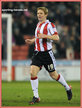 Barry ROBSON - Sheffield United - League Appearances