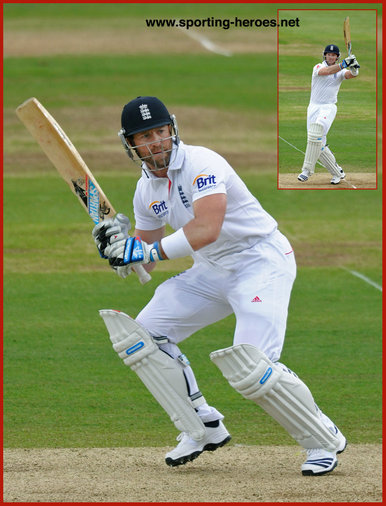 Matt Prior - England - Test Record v New Zealand