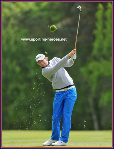 Peter UIHLEIN - U.S.A. - Winner of the 2013 Madeira Islands Open golf tournament.