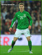 Jeff HENDRICK - Ireland - International caps for Ireland.