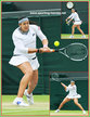 Marion BARTOLI - France - Wimbledon Ladies single Champion 2013.
