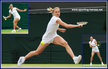 Kaia KANEPI - Estonia - Quarter finalist at Wimbledon 2013.