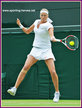 Petra KVITOVA - Czech Republic - Quarter finalist at Wimbledon 2013.