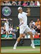 Tommy HAAS - Germany - Last sixteen at 2013 Wimbledon Lawn Tennis Championships.