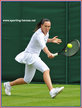 Jelena JANKOVIC - Serbia - 2013: Quarter finalist at The French Championship.