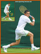 Nicolas ALMAGRO - Spain - Last sixteen in at French Championship.