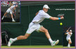 Kevin ANDERSON - South Africa - Last sixteen in at French & Australian Championships.