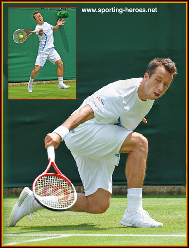 Phillipp Kohlschreiber - Germany - 2013: Last sixteen in Paris & The U.S. Open.