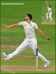 Mitchell STARC - Australia - Cricket Test Record for Australia.