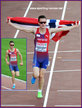 Henrik INGEBRIGTSEN - Norway - 2012: European 1500m Champion - 5th Olympic Games.