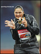 Valerie ADAMS - New Zealand - 2013 World Champion again in the shot put.