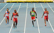 LaShawn MERRITT - U.S.A. - 2013: World 400 metres champion once again.