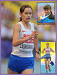 Elena LASHMANOVA - Russia - 2013: World Champion at 20 km race walk.