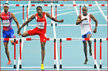 Jehue GORDON - Trinidad & Tobago - 2013: World Champion at 400m hurdles in Moscow.